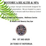 Rotorua Health and Spa
